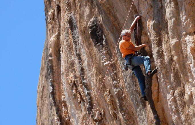 kalimnos climbing